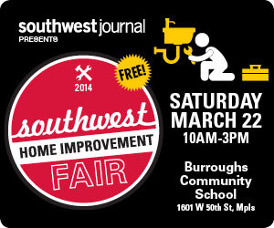 Join us for the 2014 Southwest Journal Home Improvement Fair
